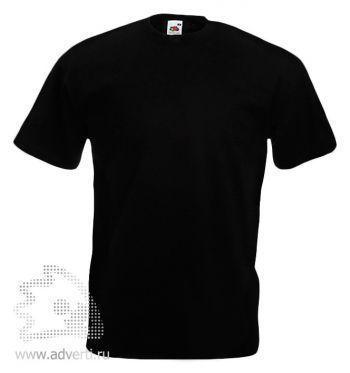 Футболка «Valueweight T», мужская, черная