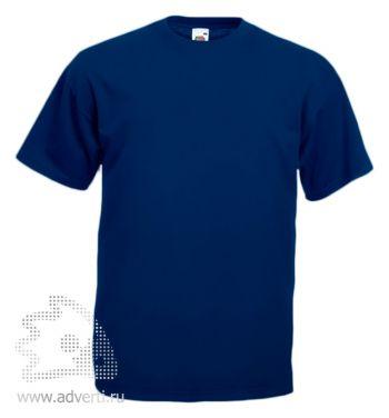 Футболка «Valueweight T», мужская, темно-синий