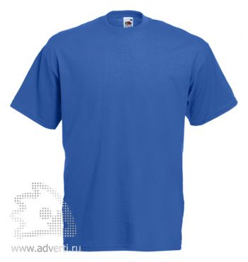 Футболка «Valueweight T», мужская, синяя