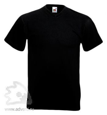 Футболка «Valueweight V-Neck T», мужская, черная