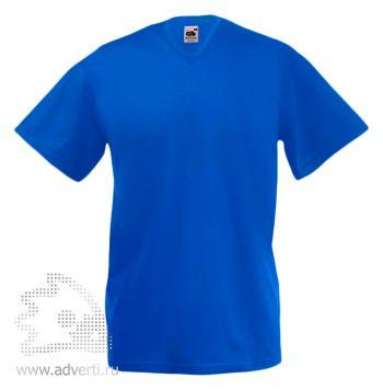 Футболка «Valueweight V-Neck T», мужская, синяя