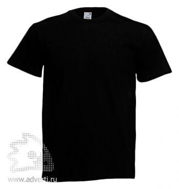Футболка «Original Full-Cut T», мужская, черная
