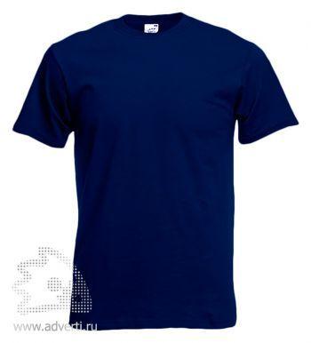 Футболка «Original Full-Cut T», мужская, темно-синяя