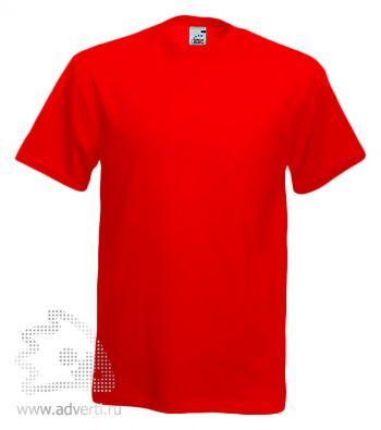 Футболка «Original Full-Cut T», мужская, красная