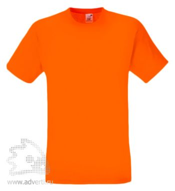 Футболка «Screen Stars Original Full-Cut T», мужская, оранжевая