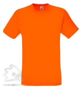 Футболка «Original Full-Cut T», мужская, оранжевая