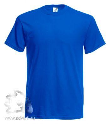 Футболка «Original Full-Cut T», мужская, синяя