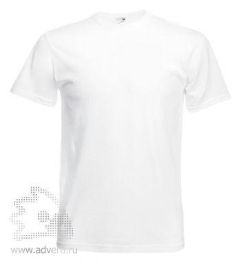 Футболка «Original Full-Cut T», мужская, белая