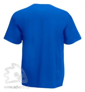 Футболка «Screen Stars Original Full-Cut T», мужская, синяя оборот