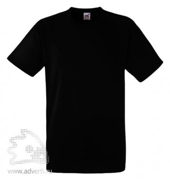 Футболка «Heavy Cotton T», мужская, черная