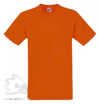 Футболка «Heavy Cotton T», мужская, оранжевая