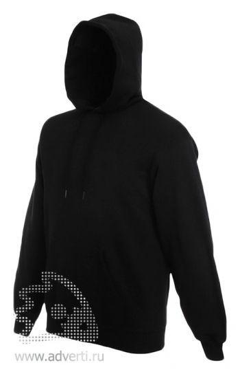 Толстовка «Hooded Sweat», мужская, черная