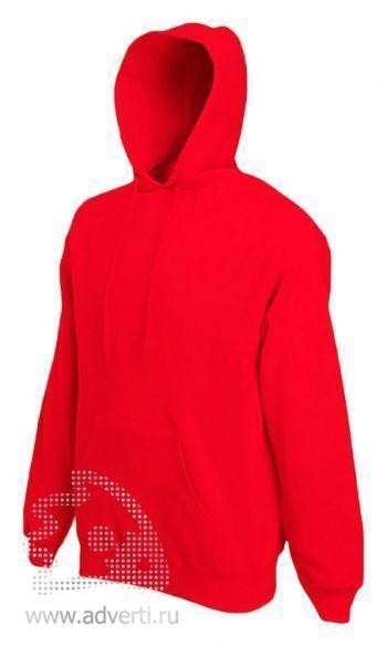 Толстовка «Hooded Sweat», мужская, красная