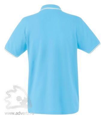 Рубашка поло «Tipped Polo», вид спины