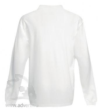 Рубашка поло «Premium Long Sleeve», мужская, оборот