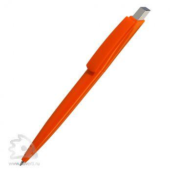 Шариковая ручка «Gito», оранжевая