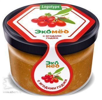 «Экомёд» с ягодами годжи