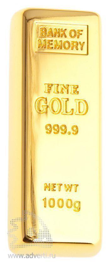 Флешка «Золотой запас»