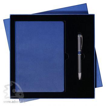 Подарочный набор «Rian» Portobello, сине-серый
