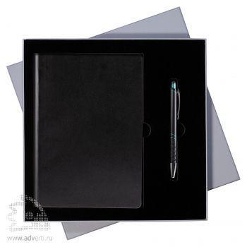 Подарочный набор «Sky» Portobello, черный