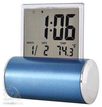 Часы электронные «Rolling», синие