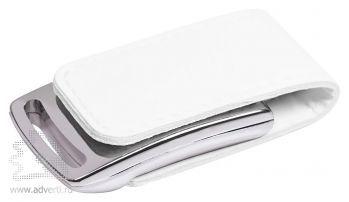 USB flash-карта «Apexto», белая