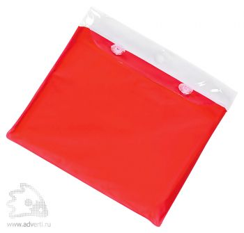 Дождевик «AntiRain», красный