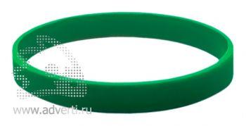 Браслет силиконовый «Фантазия», зеленый