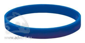 Браслет силиконовый «Фантазия», синий