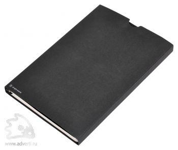 Бизнес-блокнот «Black eddition» А5, упаковка