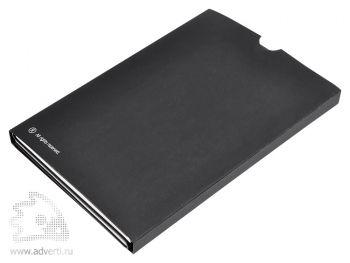 Бизнес-блокнот «Twizzi» А5 двусторонний, упаковка