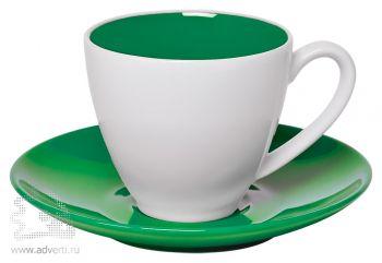 Чайная пара «Galena» в подарочной упаковке, зеленая