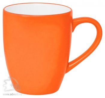 Кружка «Milar», оранжевая