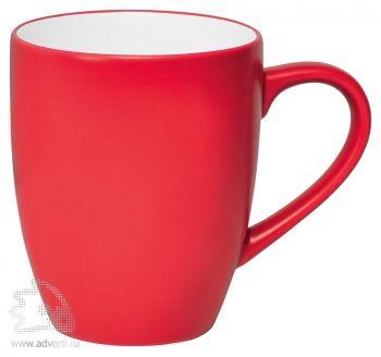 Кружка «Milar», красная