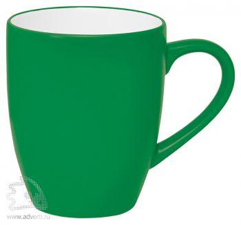 Кружка «Milar», зеленая