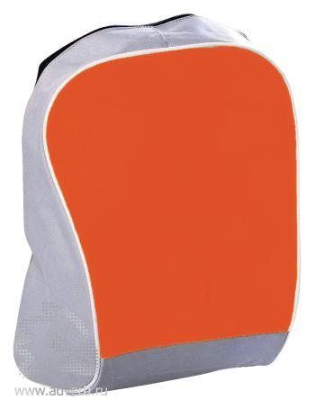Промо-рюкзак «Fun» с одним отделением, оранжевый