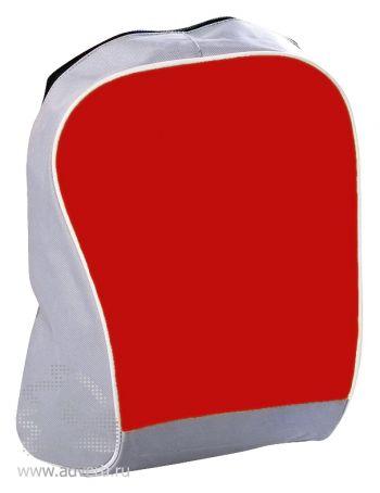 Промо-рюкзак «Fun» с одним отделением, красный