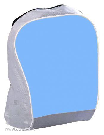 Промо-рюкзак «Fun» с одним отделением, голубой