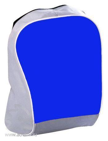 Промо-рюкзак «Fun» с одним отделением, синий