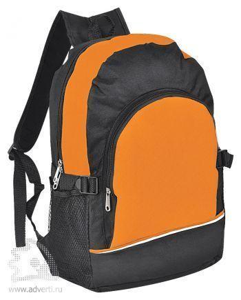Практичный рюкзак, оранжевый