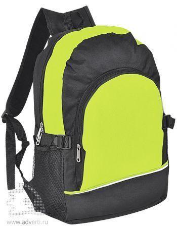 Практичный рюкзак, зеленый