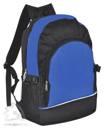Практичный рюкзак, синий