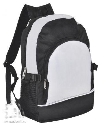 Практичный рюкзак, серый