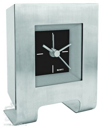 Часы настольные «Дизайн», черные