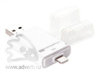 Внешний накопитель для iOS-устройств «i-FlashDevice HD», в открытом виде