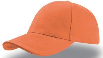 Бейсболка «Liberty Sandwich», оранжевая