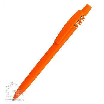 Шариковая ручка «Igo Solid», оранжевая