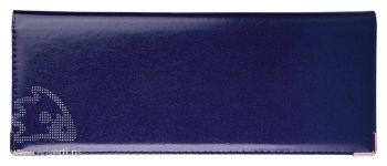 Планинги «Imperium» (рециклированная кожа), синие