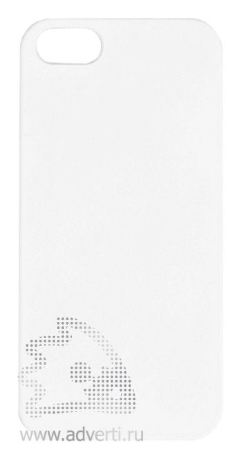 Чехлы для iPhone 4/4s, белые, soft touch