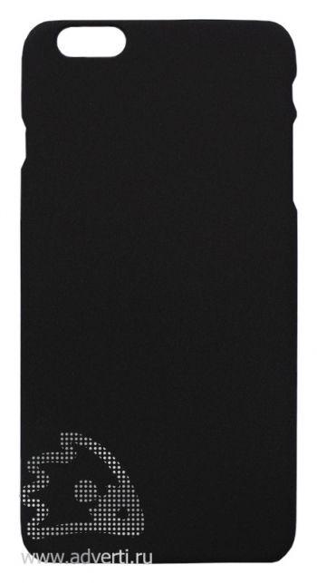 Чехлы для iPhone 6 plus/6s plus, черные, soft touch